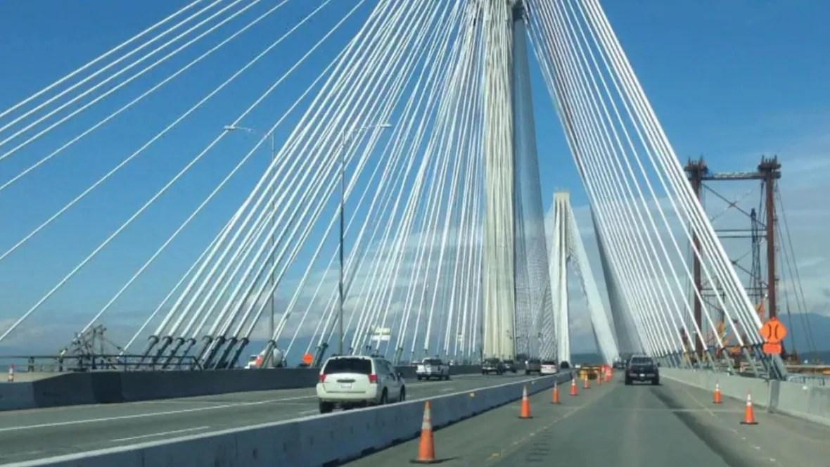 Port Mann Bridge New Coquitlam Exit Confuses Some Drivers