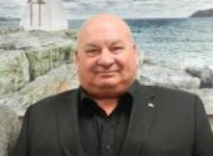 Conservative MP Larry Miller