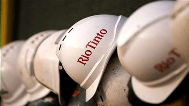 Rio Tinto will move early next year into its new Montreal headquarters - with the Alcan name missing from the building.
