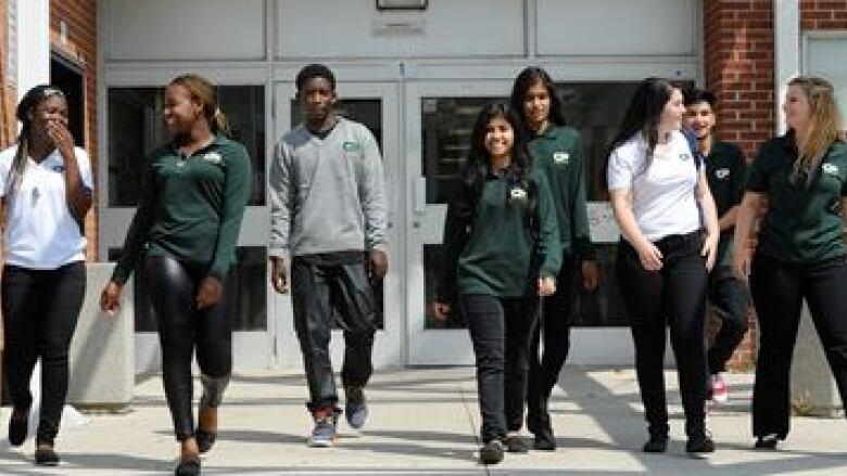 School Uniforms Can Be Mandatory Peel District School