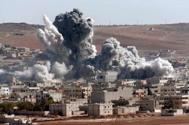 Syria Kurds US