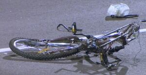 Cyclist dead Toronto