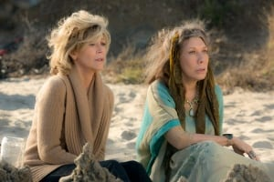 Jane Fonda takes on 'big oil' in Vancouver: 'Arrest me, I don't care'  Tv-q-and-a-marta-kauffman