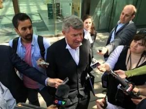 John Furlong's lawyer John Hunter