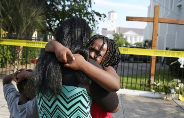 Charleston S.C. shooting