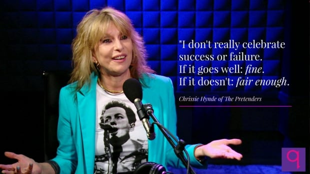 Chrissie Hynde says recklessness is all relative | CBC Radio