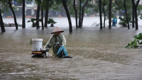Extreme flooding