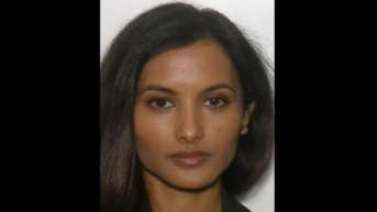 Rohinie Bisesar, sought in what police called an unprovoked stabbing, has been arrested and charged.