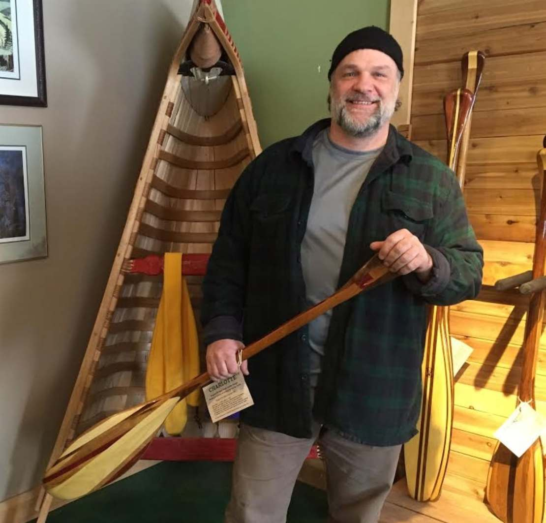 Spencer Meany - Selecting a Canoe Paddle