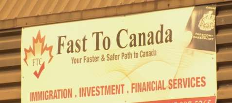 Fast to Canada