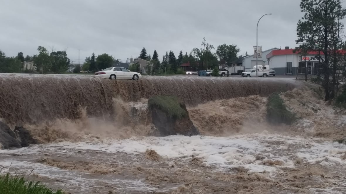 Flooding In Northeastern BC Forces 60 From Homes
