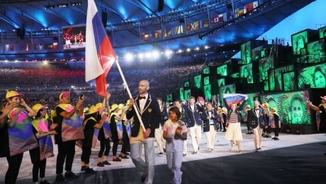 Russia opening ceremony