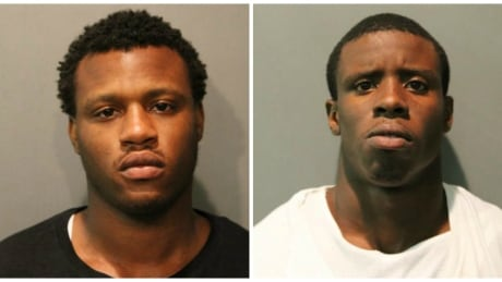 Nykea Aldridge alleged shooters