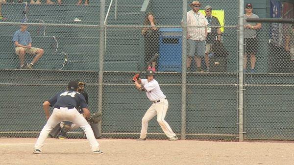 Ontario edges Quebec in 15U baseball final - Prince Edward ...