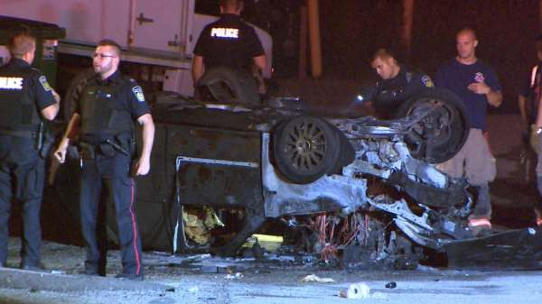 5 people charged after motorcycle stunt-driving incidents ...