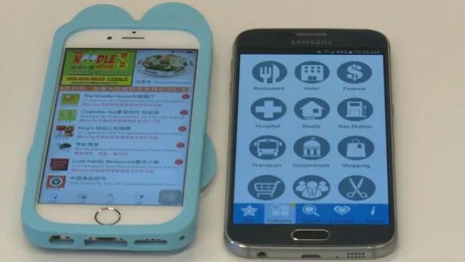 EzPEI two phones