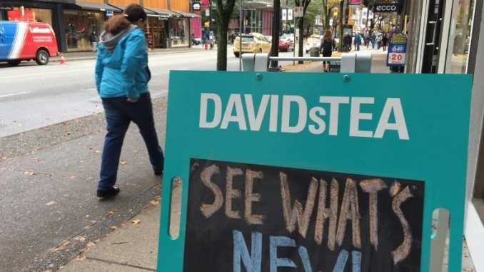 DavidsTea to 'significantly reduce' number of