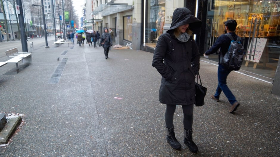 How To Dress For Winter Weather In Vancouver