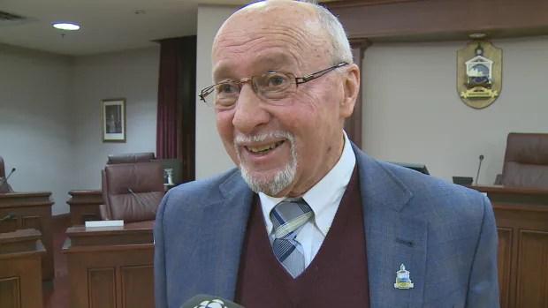 Mayor Bill Martin