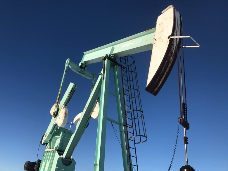 oil pumpjack near acme alta - The only growing business in the oilpatch: dead wells