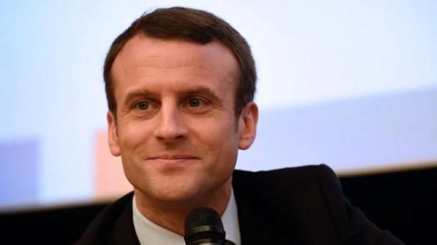 Image result for Emmanuel Macron