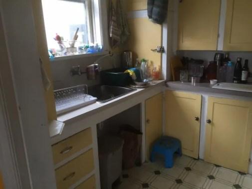 1565 Harwood Street Amanda Burke's kitchen