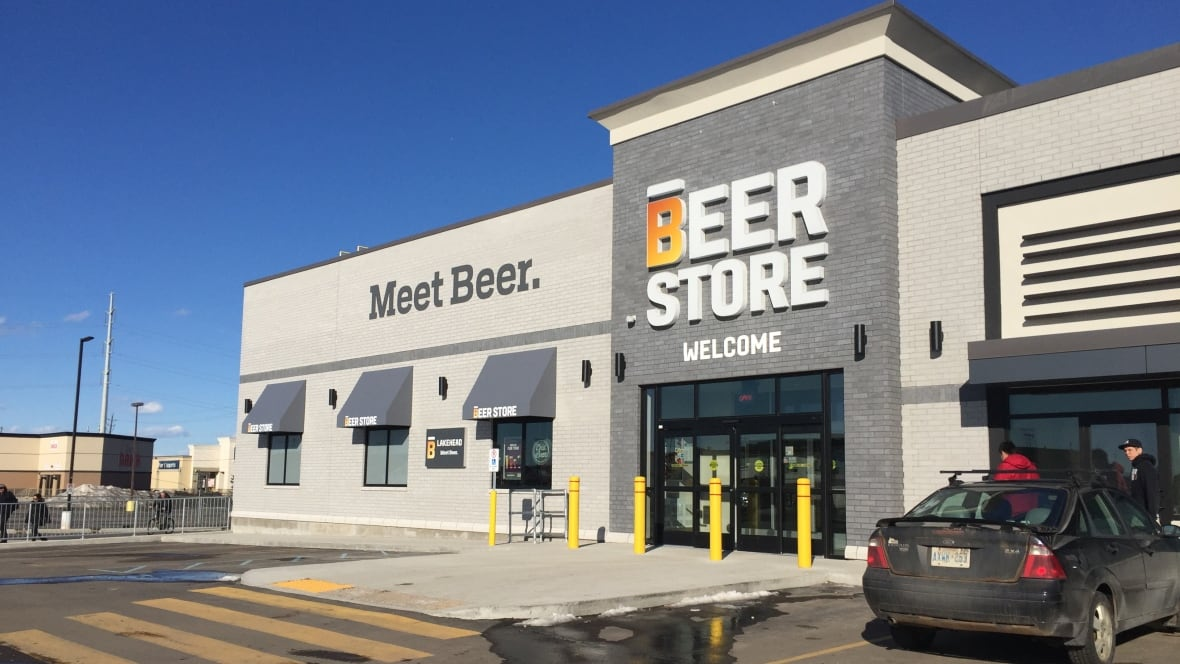 New Beer Store Opens In Thunder Bay