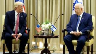 Trump says he 'never mentioned Israel' in conversation with Russians