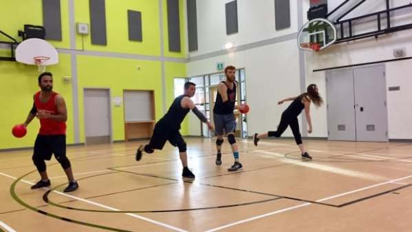 Dodgeball becomes serious business for Winnipeg enthusiast ...