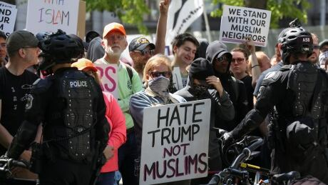 USA-ISLAM/PROTESTS