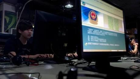 China Blocked VPNs