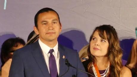 Wab Kinew wins Manitoba NDP leadership race