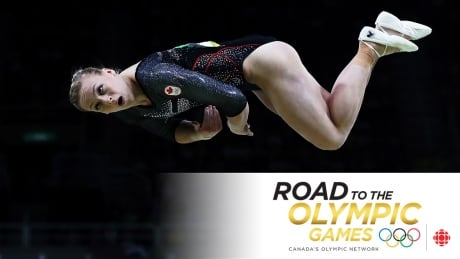 road to the olympic games artistic gymnastics