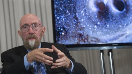 LIGO co-founder Kip Thorne