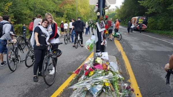 Memorial bike ride honours young cyclist killed on Mount ...