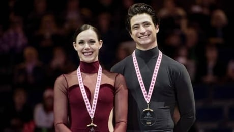 Virtue and Moir focused on Pyeonchang gold