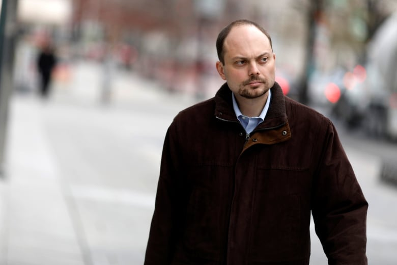 usa russia opposition - 'Break the silence': Human rights group urges Ottawa to help free Russian political prisoners