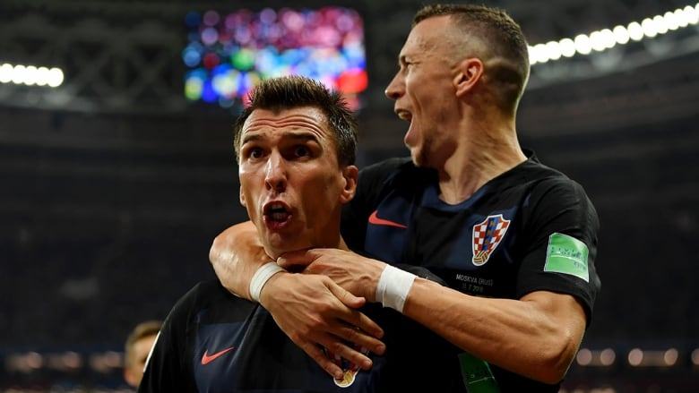 World Cup: Best and worst of the quarters, semis mandzukic
