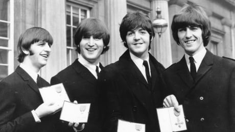 Britain Beatles