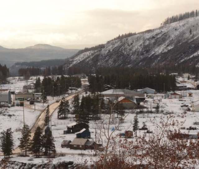 A 102 Day Evacuation Order For The Remote Community Of Telegraph Creek B C Was Lifted Two Weeks Ago It Will Be Several More Weeks Before All The