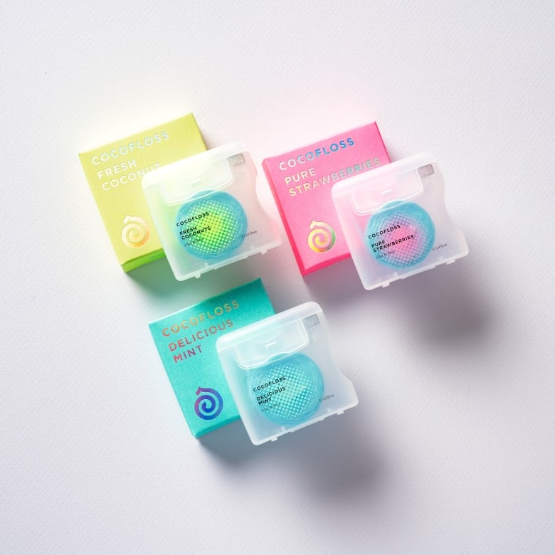 From at-home orthodontics to coconut-flavoured floss: Meet the startups disrupting the dental industry cocofloss