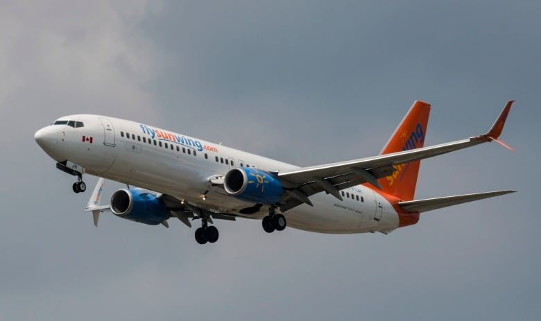 sunwing plane - 'How can they do this?' Family struggles to get home after Sunwing cancels flight with 4 days notice