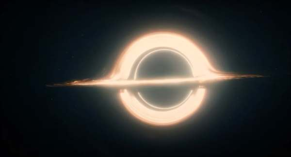 Gargantua is the black hole at the heart of Christopher