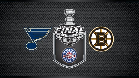 HNIC - Stanley Cup Final - St. Louis Blues at Boston Bruins