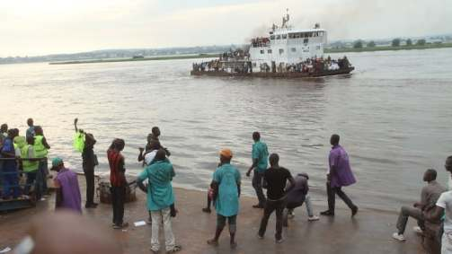 Image result for Dozens feared dead in DR Congo boat accident