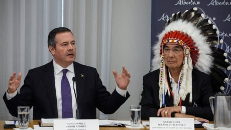 Kenney First Nations Meeting 20190610