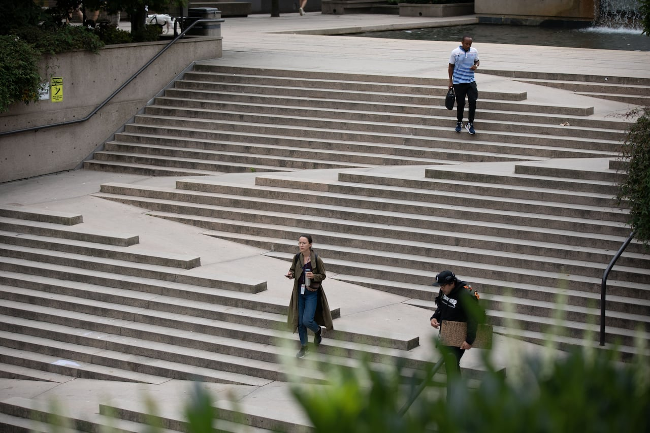 The Robson Square Steps Are Beautiful But Are They Safe