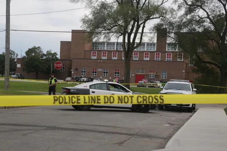 stabbing winston churchill - Devan Selvey, fatally stabbed at his Hamilton school, remembered as sweet, respectful teen