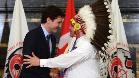 Trudeau Memorandum Signing 20170612
