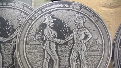 Treaty Medallion